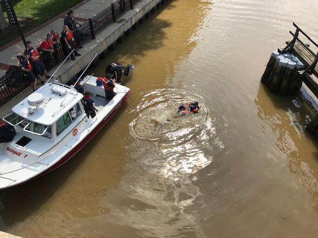 Dive Rescue 1