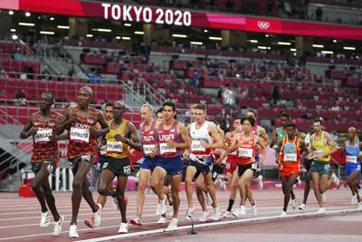 Tokyo 10,000 meter race