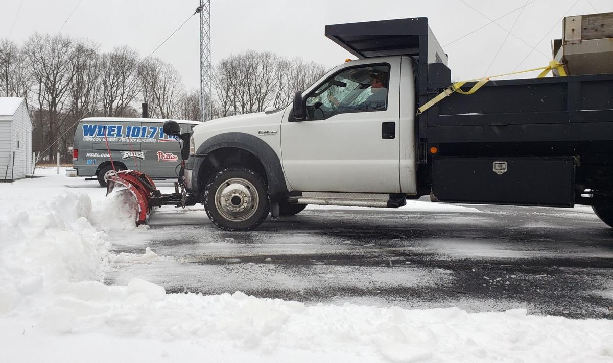 snow removal DBC
