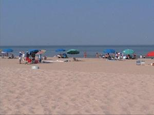 Woman impaled by beach umbrella files negligence lawsuit