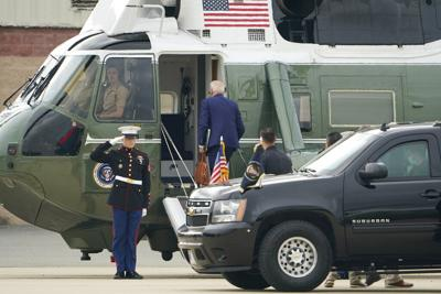 Biden Marine One