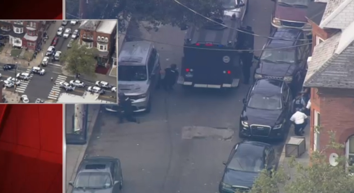 philly police standoff nicetown-tioga