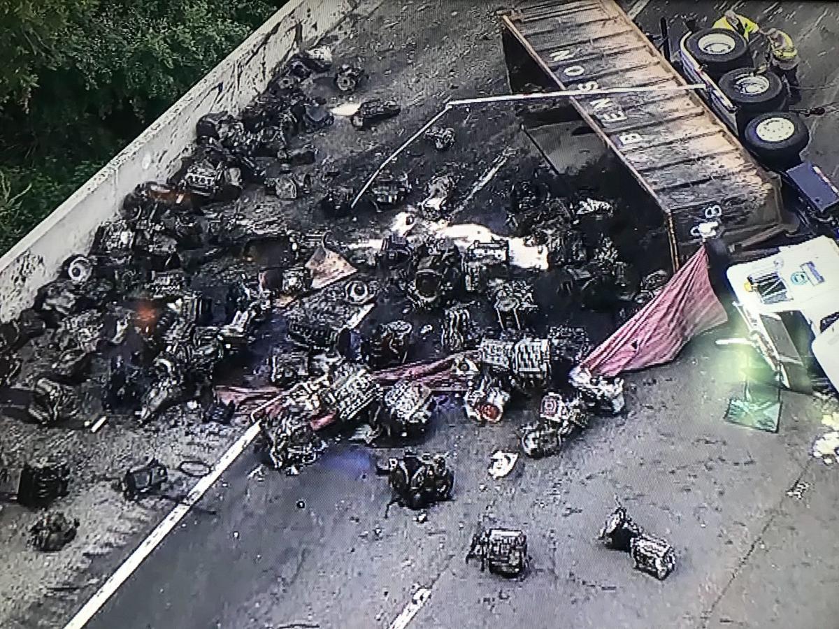 I-95SB crash 060719