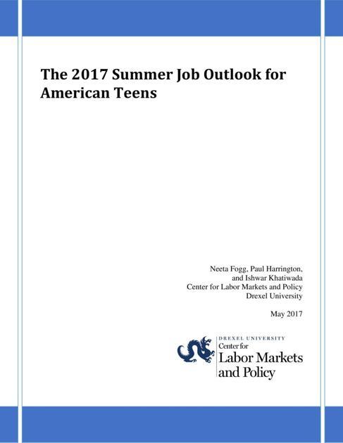 teen summer jobs | | wdel com