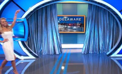 A trip to Delaware is one of the prizes on Let's Make a Deal on January 13, 2021