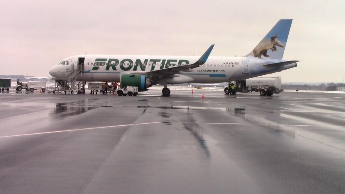 Frontier Airlines 021121