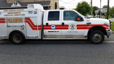 New Castle County paramedics