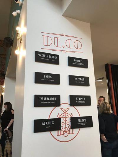 DECO food hall