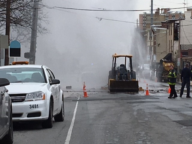 water main break 2