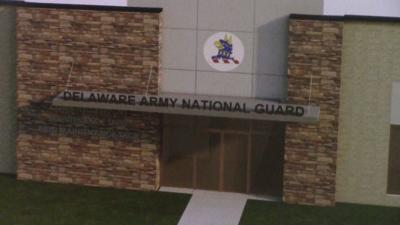 'A really, really big project': Delaware National Guard to build a new facility near New Castle