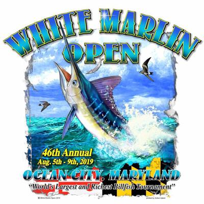 White Marlin Open Logo 2019