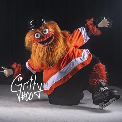 "Philadelphia Flyers Mascot ""Gritty"""