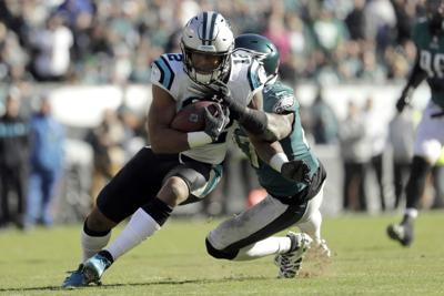 1e9e6b569 Eric Reid calls Malcolm Jenkins a  sellout  after Panthers beat Eagles