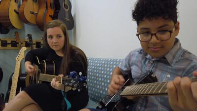 Music Therapy at Nemours