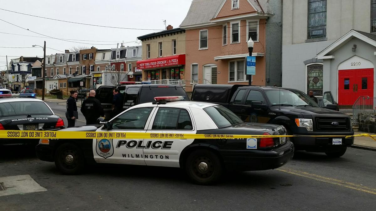 Video 2 Dead After Daytime Double Shooting In Wilmington The Latest From Wdel News