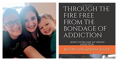 justin davis heroin addiction book