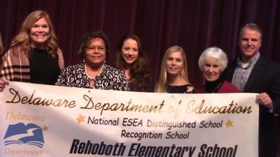 17 Delaware schools recognized for their efforts to help students succeed