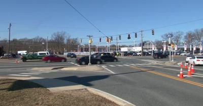 VIDEO   Delaware state trooper dragged by SUV in Marshallton   The
