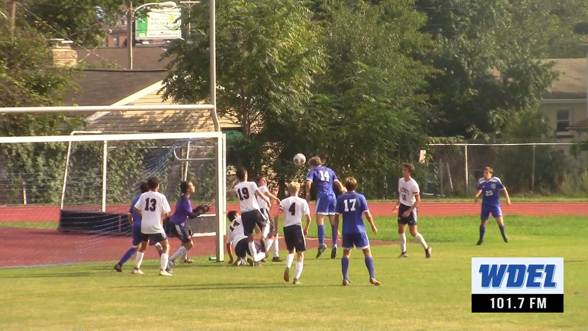 VIDEO | Wilmington Charter stays perfect with soccer win over Newark ...