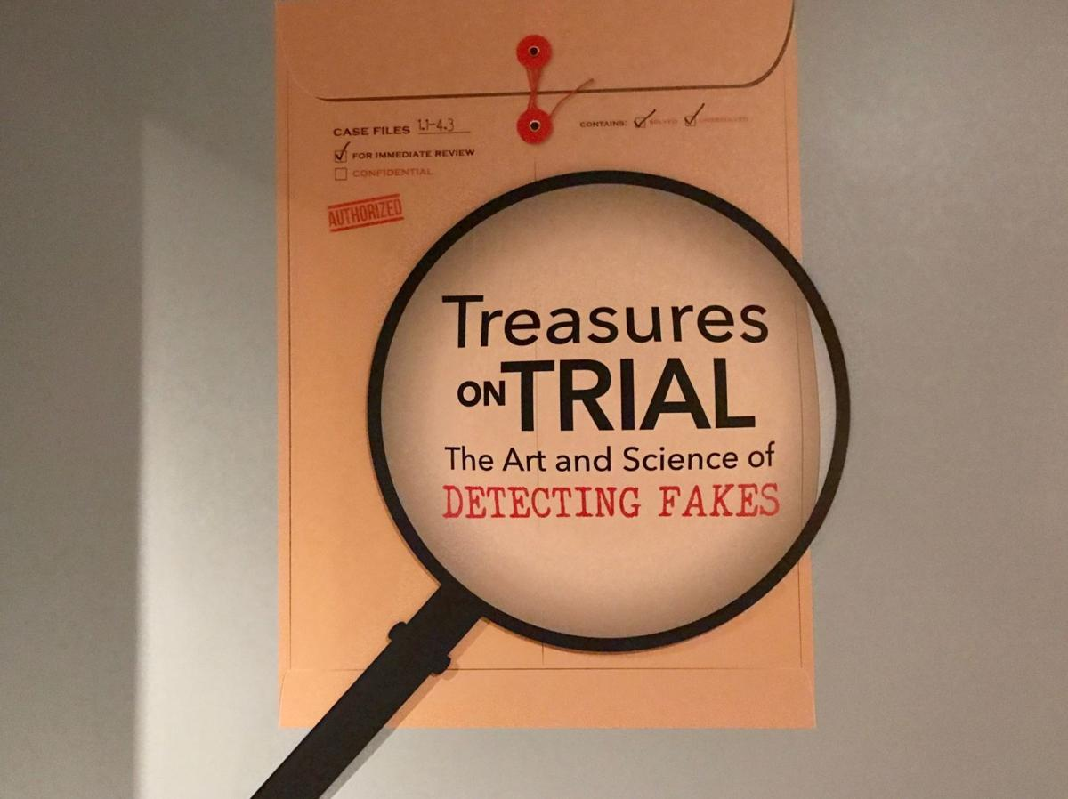 Treasures on Trial: The Art and Science of Detecting Fakes 1