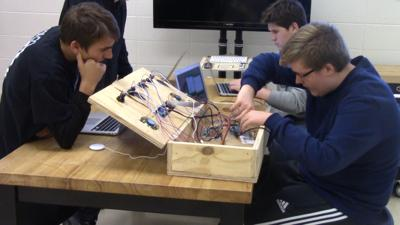 Concord High School Engineering