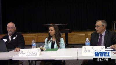 VIDEO: State Senate candidates spar over opt-out, public vs charters