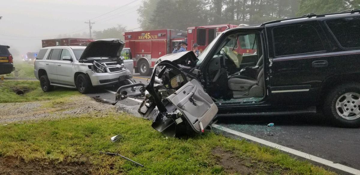 KentCo trooper crash 1