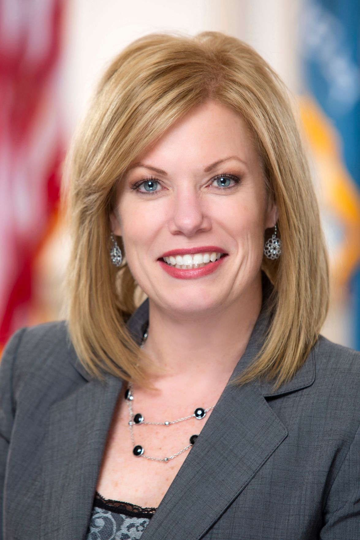 Senate Majority Leader Nicole Poore