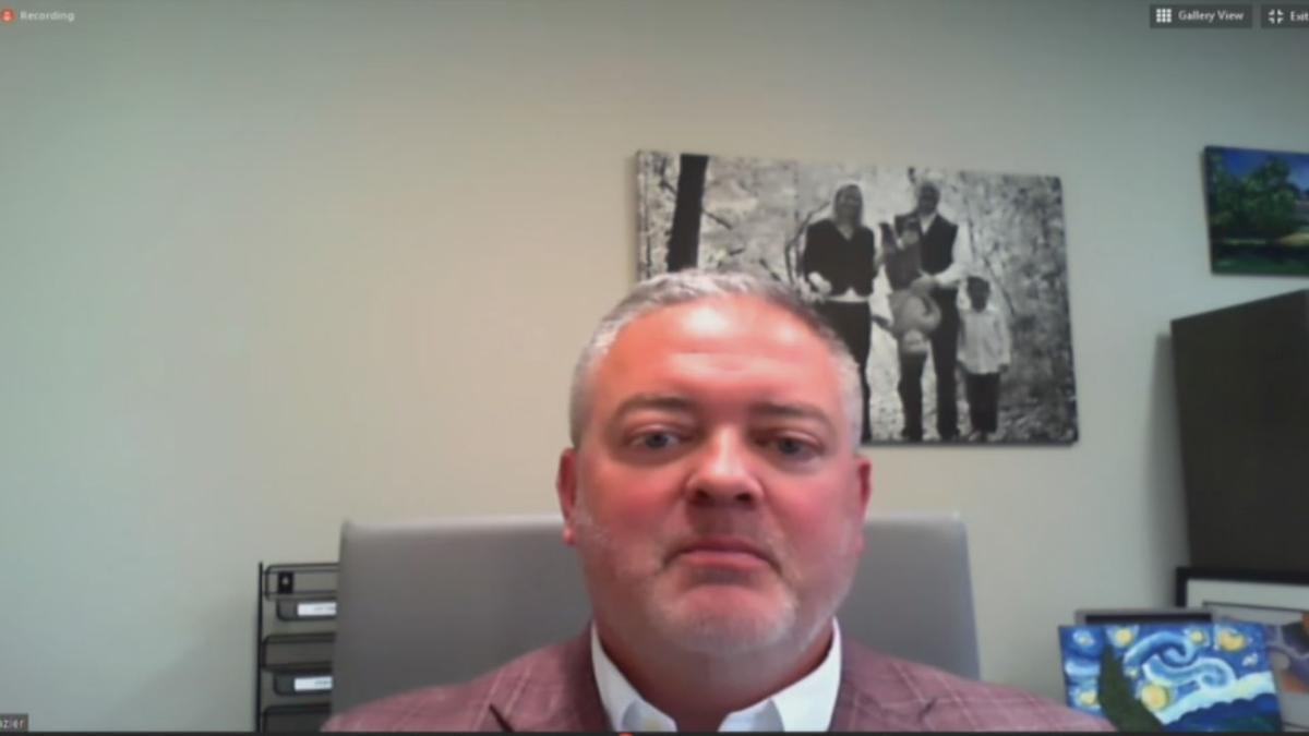 Dr. James Frazier, Norton Healthcare