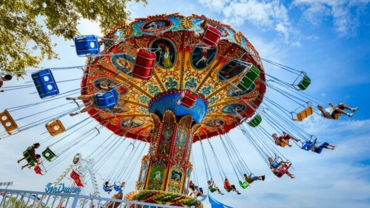 Beech Bend Amusement Park & Splash Lagoon, amusement park generic