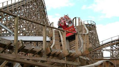 Kentucky Rumbler, Beech Bend Amusement Park & Splash Lagoon