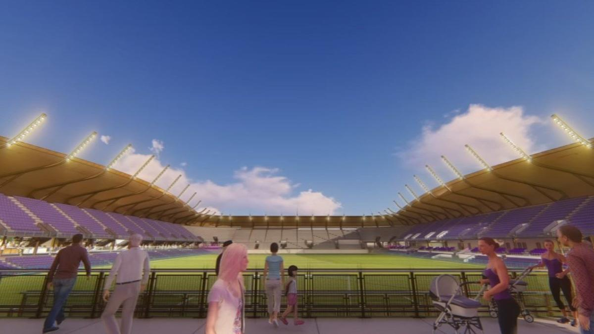Louisville City Fc Stadium On Track Despite Financing Delay Official Says News Wdrb