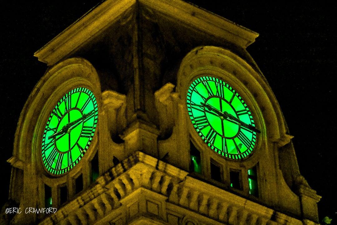 City Hall clocktower