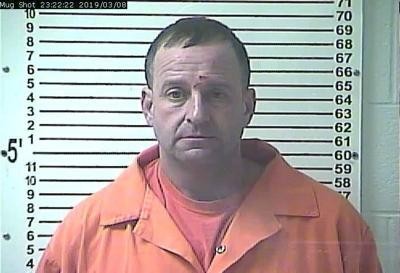 Breckinridge County Sheriff Todd Pate