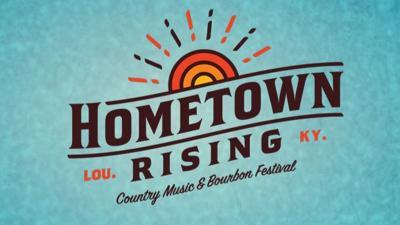hometown rising concert logo