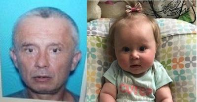 Amber Alert: 7-month-old abducted in Virginia by registered sex offender