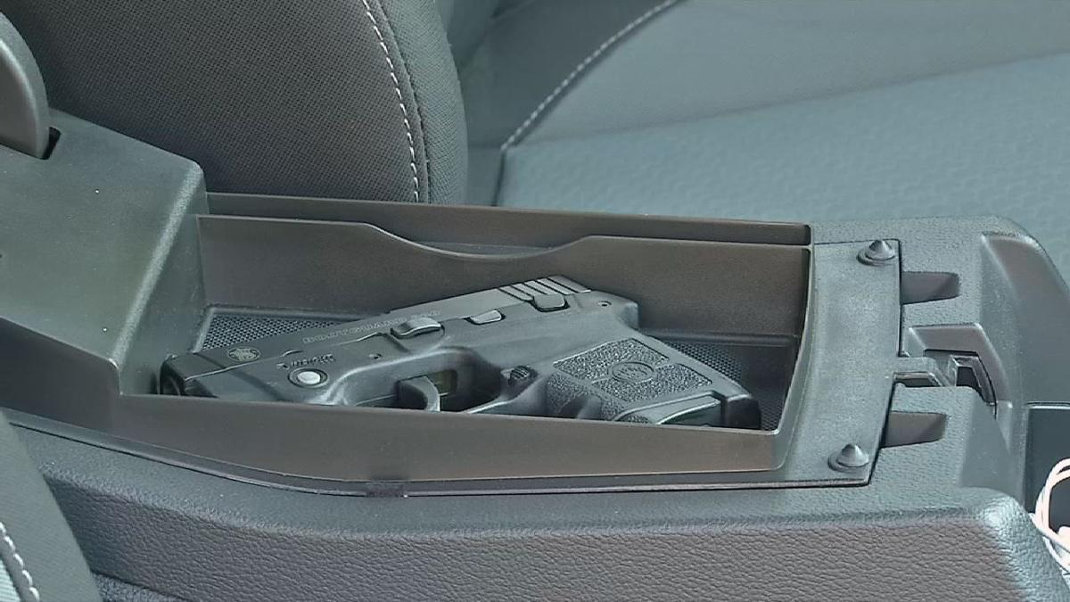 LMPD reports more stolen guns since Friday | Community | wdrb com