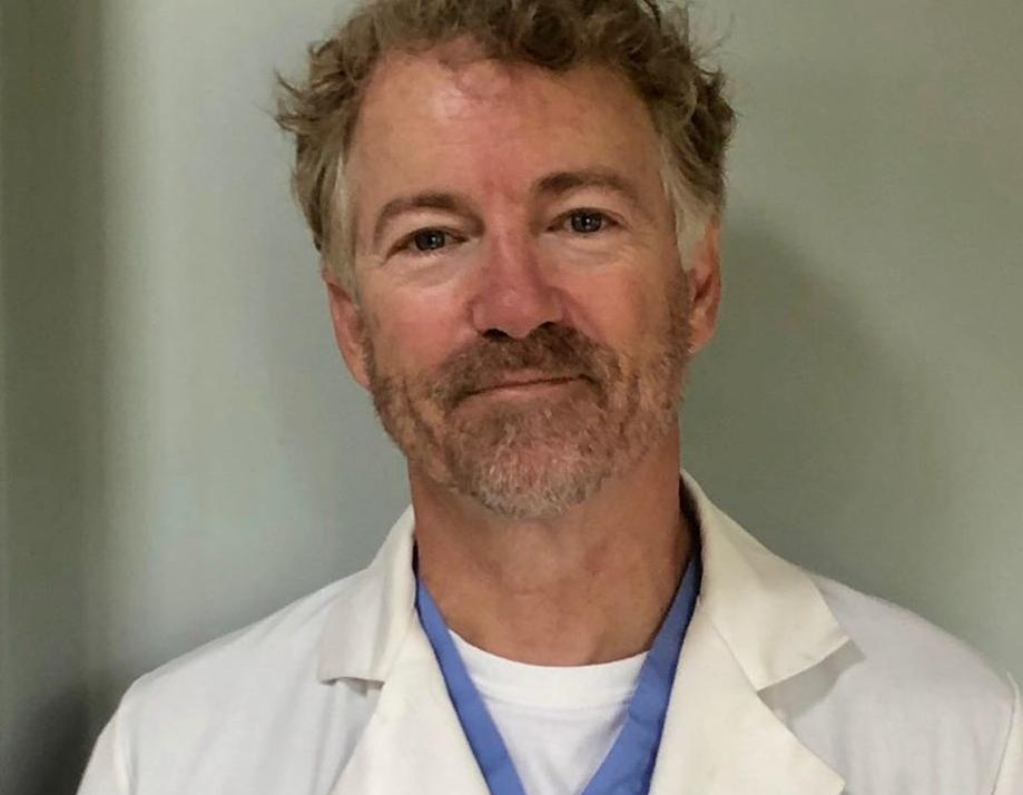 Sen. Rand Paul announces he's tested negative for COVID-19 | News ...