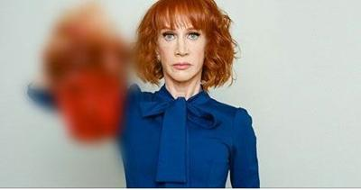 Kathy Griffin apologizes for photo shoot with bloodied Trump mask, says she 'went too far'