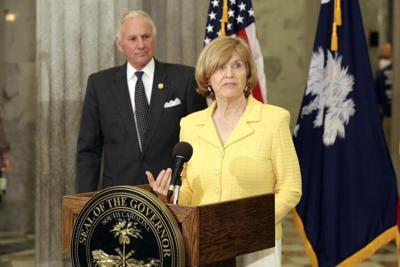 South Carolina Education Superintendent Molly Spearman