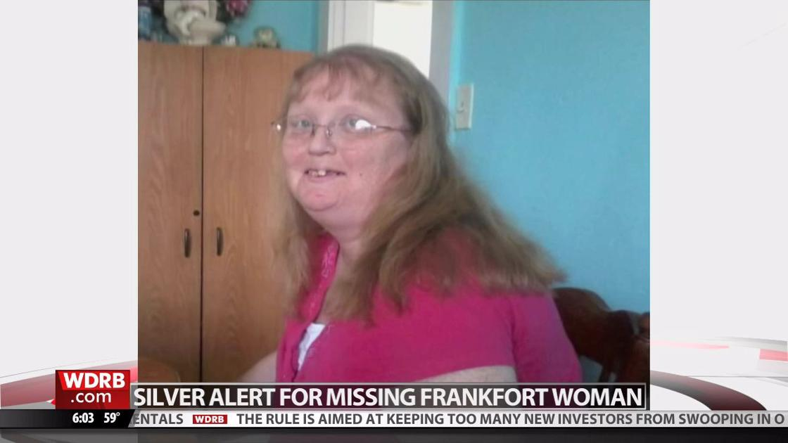 Silver Alert issued for Frankfort woman | Wdrb-video | wdrb com