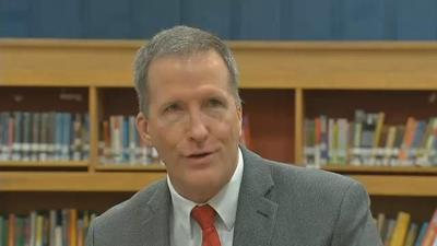 Greater Clark County Schools to accept resignation of