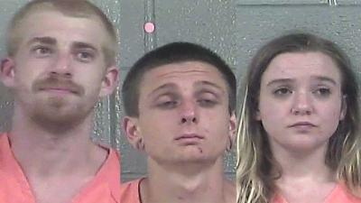 Shepherdsville Police arrest three people after pipe bomb discovered