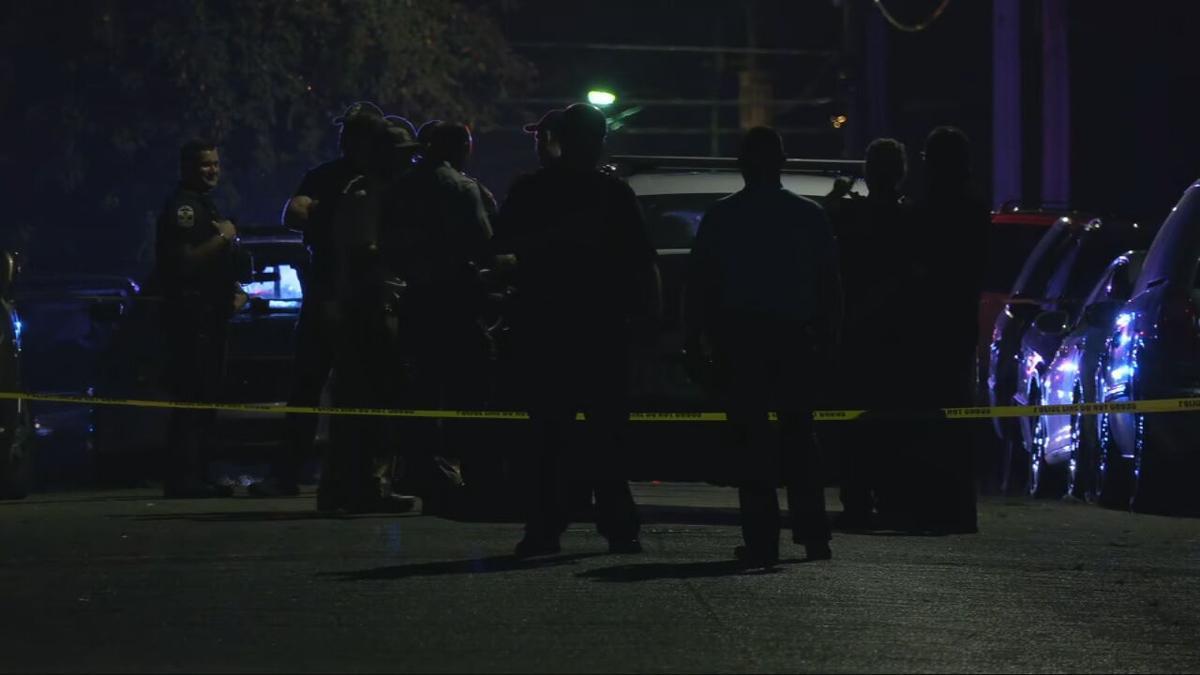LMPD Cecil Avenue Shooting on 7-21-21