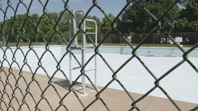 Closed Algonquin Pool