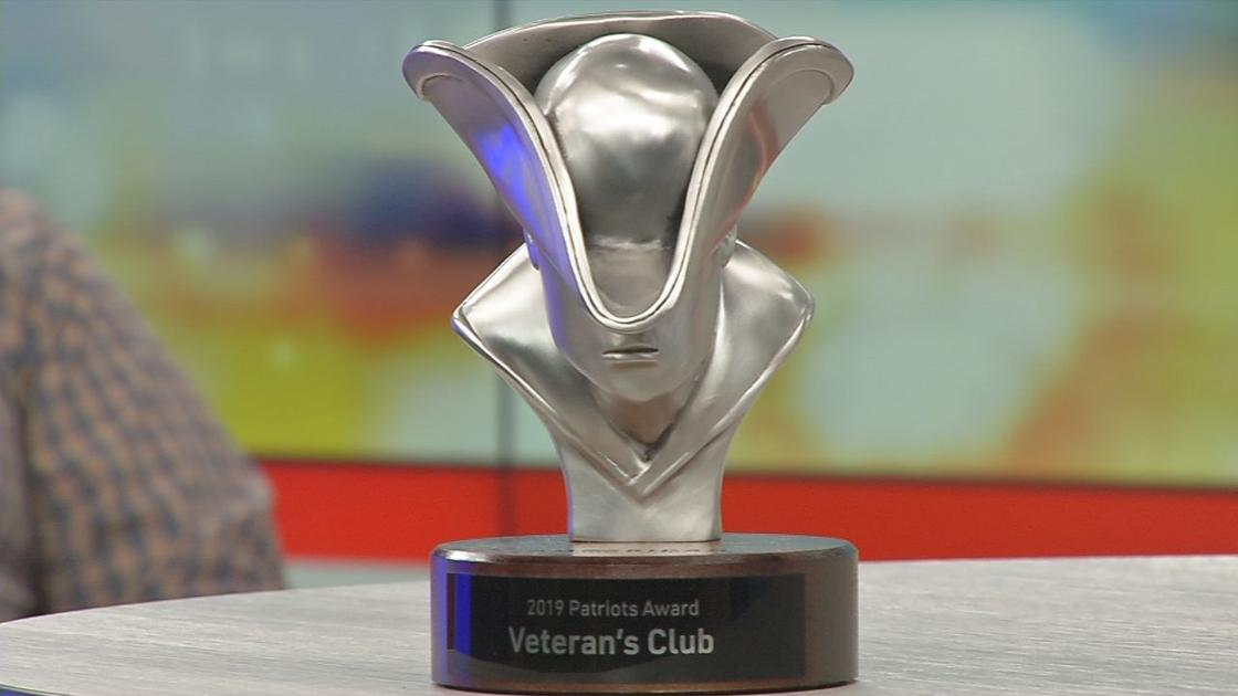 Local veterans organization wins national award