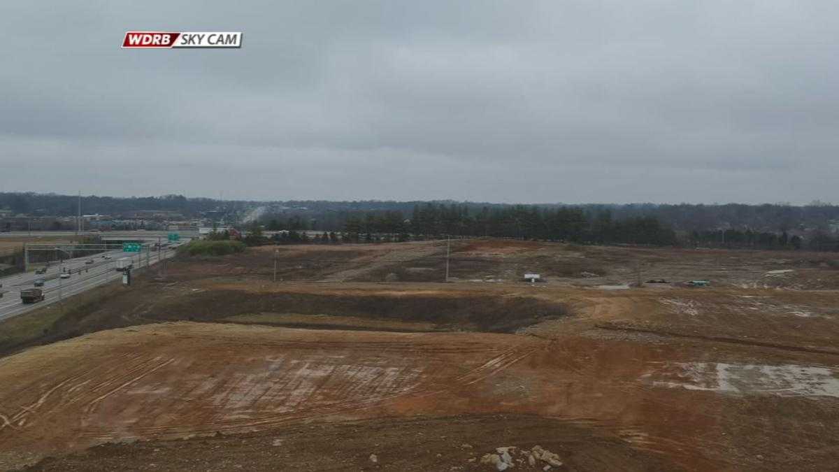 Southpointe Commons Site (Drone)