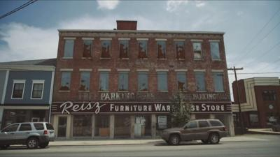 Old Reisz building to transform into New Albany City Hall