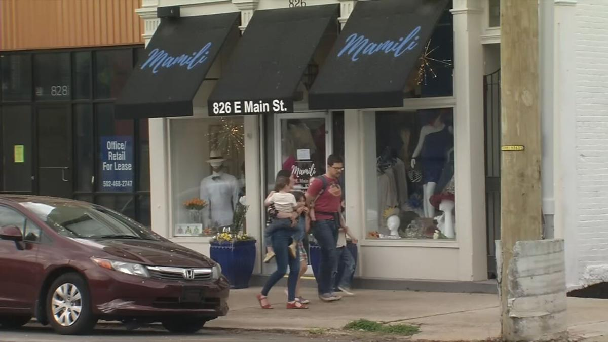 NuLu Marketplace officially opens on Thursday, April 8, 2021.