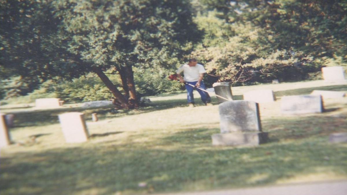 Abandoned cemetery maintenance